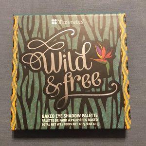 BH Cosmetics: Wild & Free Baked Eye Shadow